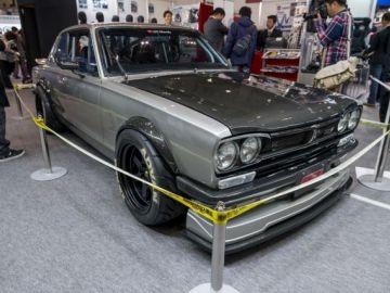 TAS2019 - HPI Nissan Skyline