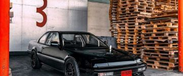 Ritkaság - Honda Prelude, gyorsulásra építve!