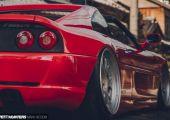 A kevesebb néha több - Ferrari F355 GTS Japánból.