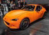 Érdekesség - Mazda MX5 jubileumi modell