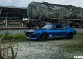 Ford Capri Malajziából, különleges stílusban megépítve!
