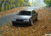 Megosztó plasztikázás - Toyota Chaser, BMW fronttal
