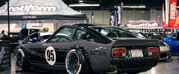 Az idei Tuner Evo egyik kedvence - Datsun 280Z