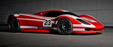 Új koncepció a Porsche-tól, ami a 917 50. évfordulójára készül!