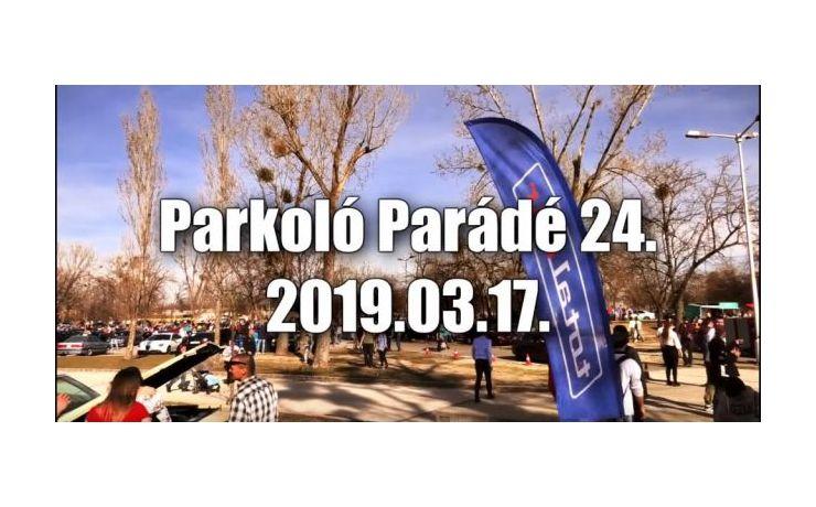 Szergej Photography videója a Parkoló Parádéról.