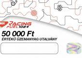 A nyereményautó első tankolásait a MOL Racing Fuel 102+ üzemanyag támogatja!