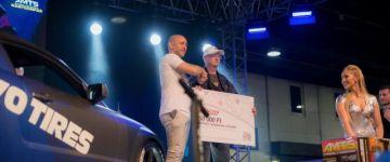 Az AMTS Mustang nyertese: Szabó László