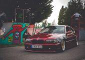 #spotted - BMW E46 330ci, egyenesen a pajtából!