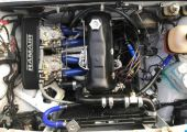 #spotted - Lada a Low Comfort Meetről, durva technikával a géptető alatt!