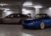 Két fantasztikus Audi az Elite District csapatából!