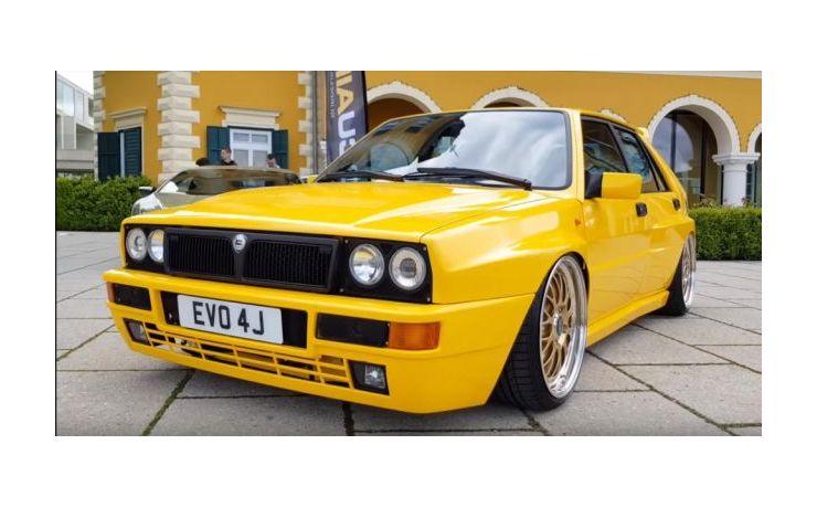 Wörthersee 2019 - Lancia Delta HF Integrale,  Ford Escort RS Cosworth, BMW E30 M3