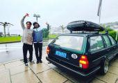 Mission Accomplished - Megvalósult az álom, Kínából, Wörthersee-re!