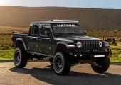 Gladiator Maximus - A Hennessey 1000 lóerővel kínálja a Jeep-et!