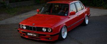 Túlzások nélkül, szívből építve! - Attila E30-as BMW-je.