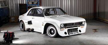 Vauxhall Magnum, Aston Martin szívvel.