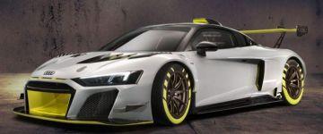 Érdekesség - Audi R8 GT2 649 lóerővel!