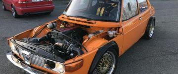 Old school Saab felfrissítve! - Saab 99