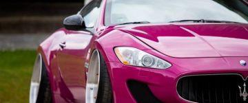 Maserati GranTurismo - Stancekarrier lvl ......