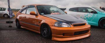 #spotted - Levegős Honda Civic a Finest OEM+ taliról