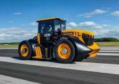 Érdekesség - Anglia leggyorsabb traktora
