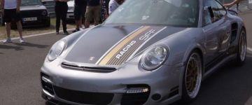 Paul Cars 9ff - Porsche 911 Turbo Rocket 338 km/h végsebességgel.
