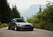 Ideális családi - BMW E46 Touring, M3 szívvel.