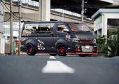 Toyota Hiace Japánból, meglepő motorral!