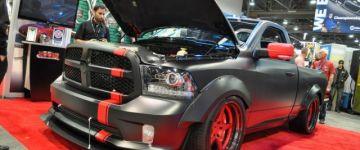 775 lóerős Dodge Ram!