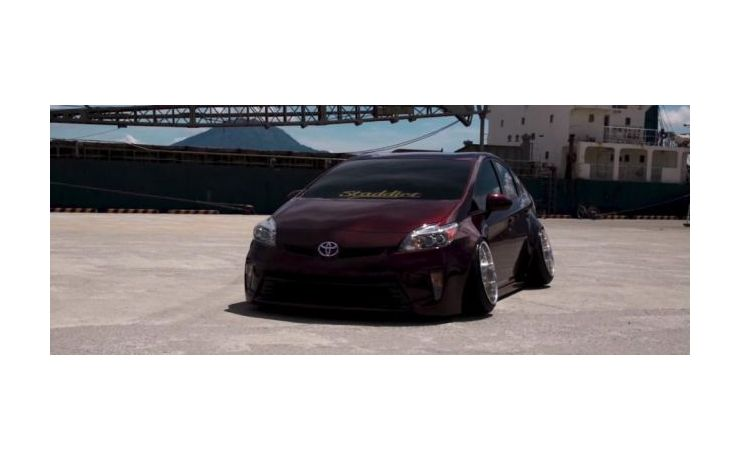 Napindító - Toyota Prius, ahogy eddig nem láttuk!