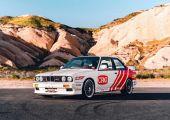 Iskolai projekt - BMW E30, F80 M3 motorral!