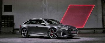 Bemutató - Az új RS6!