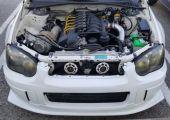 Valakinek egy jó Subaru? - eBay-en találtuk ezt a BMW motoros Impreza-t!
