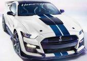 A Hennessey nem vacakolt! 1200 lóerős lesz az általuk felpumpált Shelby GT500!