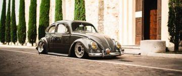 Tökéletes gyári állapot. - Volkswagen Bogár 1964-ből.