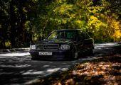 Játszósból stance projekt - Mercedes W201