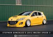 Pályára és találkozóra - Mazda 3 MPS
