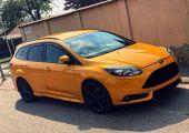 Használtteszt - Ford Focus ST kombi