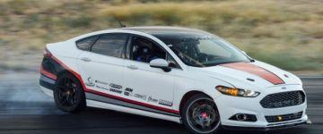 Nem egy átlagos Mondeo! - Ford Fusion, Coyote V8 motorral, driftre!