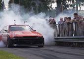 Erre garantáltan mindenki felkapja a fejét! - DriftWorks AE86, NASCAR motorral!