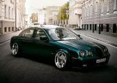Nem hétköznapi alap - Jaguar S-Type