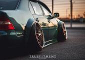 Főnök lvl 99 - Lexus LS, Rotiform és eszméletlen szélesítések!