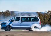 Érdekesség - Hyundai kisbusz 400 lóerővel!
