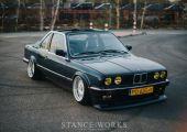 Ritkaság - BMW E30 Baur Cabrio