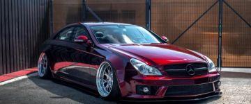 Önálló gondolatok - Mercedes CLS