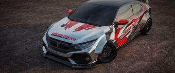 SEMA Show 2019 - Driftre épített Honda, 900 lóerővel!