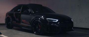 660 lovas Audi RS3!