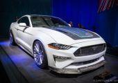 SEMA Show 2019 - 900 lóerős. elektromos Mustang!