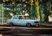 Retro szerelem - Lada 2101 Oroszországból.