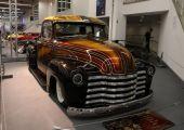 Essen Motor Show 2019 - Ez már művészet! Chevrolet 3100 pick up