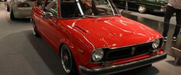 Essen Motor Show 2019 - Honda Civic SB2